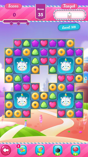 Candy Blast: Pop Mania -  Match 3 Puzzle game 2020 android2mod screenshots 4