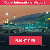 Dubai Airport Flight Time