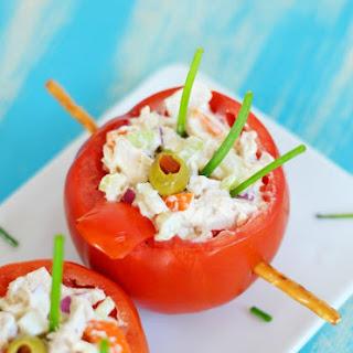 Fun and Easy Bumble Bee® Tuna Stuffed Tomato Monsters