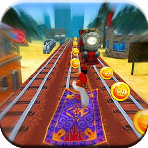 Temple Train Surfer for PC and MAC