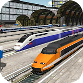 Indian Bullet Train Simulator Game - Train Games Android APK Download Free By Simulation Games 2019