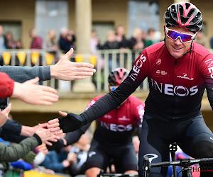 De te verwachten overstap: Chris Froome in 2021 ploegmaat van de Belgen Biermans, Hermans en Van Asbroeck