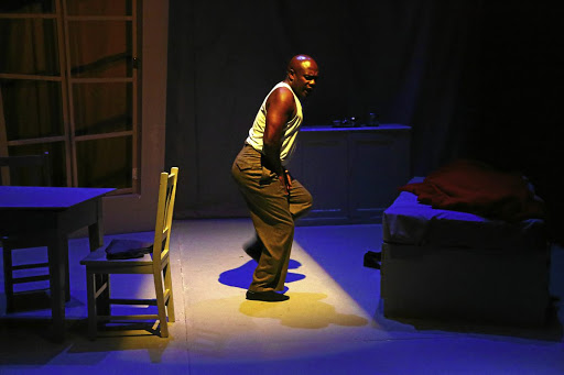 Theatre fan: The Suit features seasoned actor Siyabonga Twala in the lead role. Picture: SUPPLIED