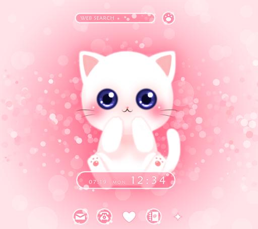 Cute Wallpaper Lovely Cat Theme 1.0.0 Windows u7528 1