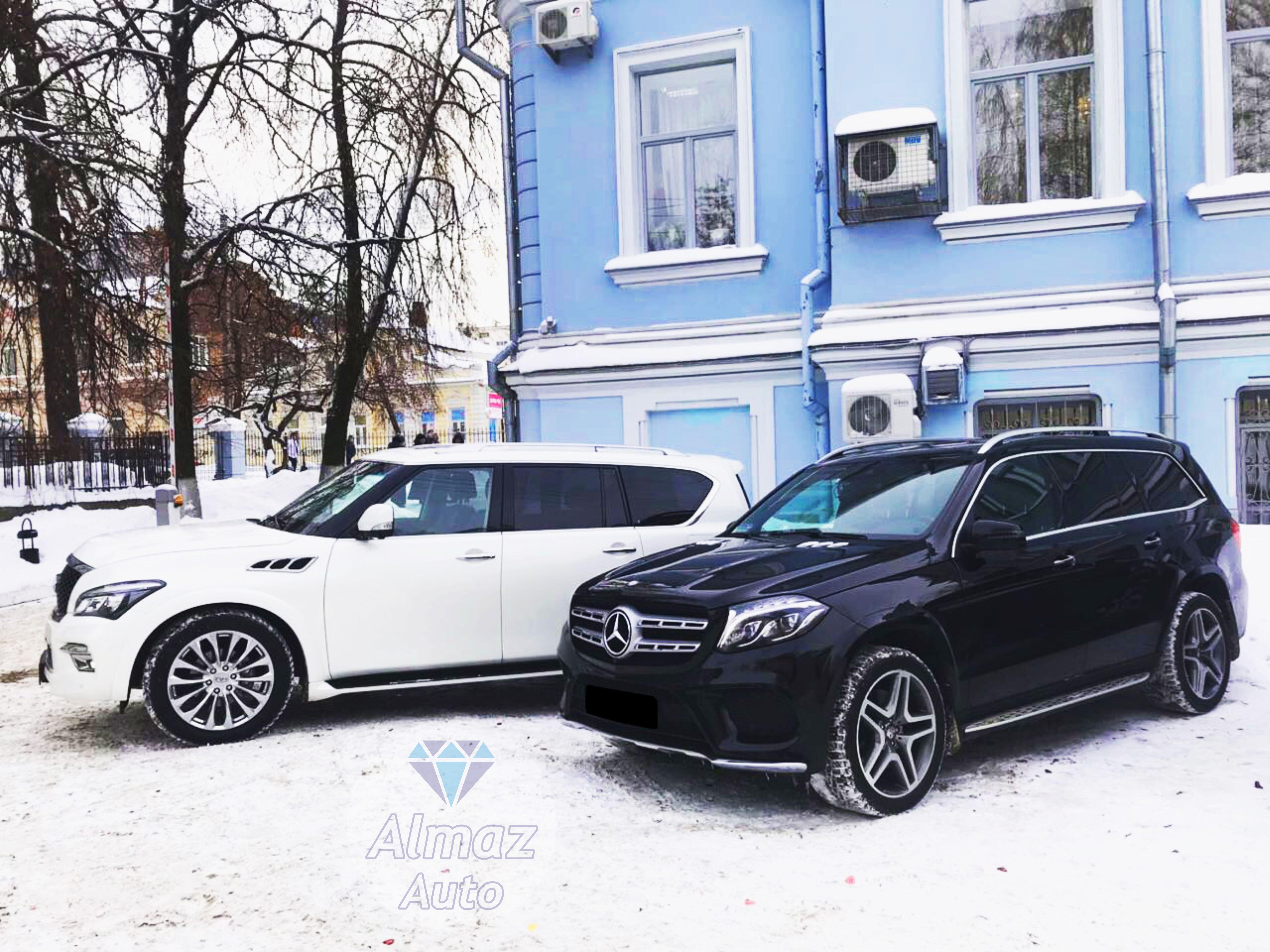 Mercedes Benz GLS-class в Нижнем Новгороде