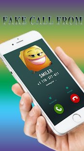 Calling Smiler From Emoji The Movie - náhled