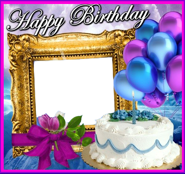 Birthdays Photo Frame & Cards. - Android Apps on Google Play