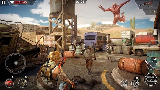 Left to Survive: Zombie Survival PvP Shooter mod apk 1