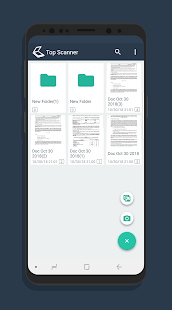Top Scanner - Free PDF Scanner App Screenshot
