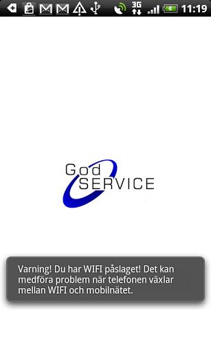 God Service - Time