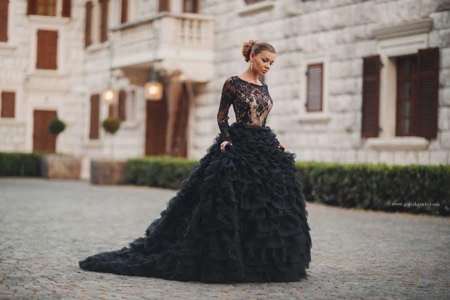 Wedding photographer Yuriy Golyak (golyak). Photo of 26.08.2015