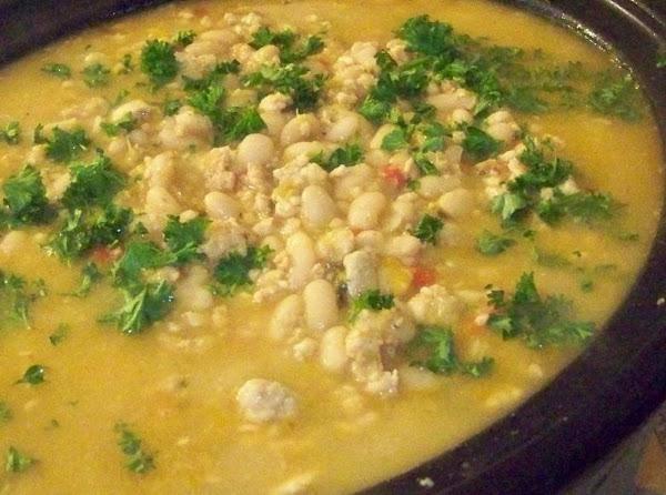 Winter White Chicken Chili Recipe