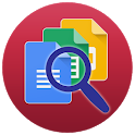 Duplicate scanner - delete duplicate files icon