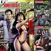 Vampirella / Army of Darkness