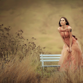 Fresh... by Ina Herliana Koswara - People Fashion ( model, fashion, woman, gown, falsecolor, beauty )