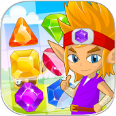 Diamond Jewels: Match 3 Puzzle