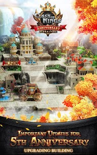 Clash of Kings MOD APK (Unlimited Money) V5.29.0 for Android 3