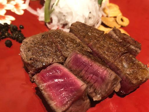 日籍料理長功夫了得 餐點零打槍、服務態度也非常好 一個月去了3次😹