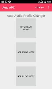 Auto Audio Profile Changer - náhled