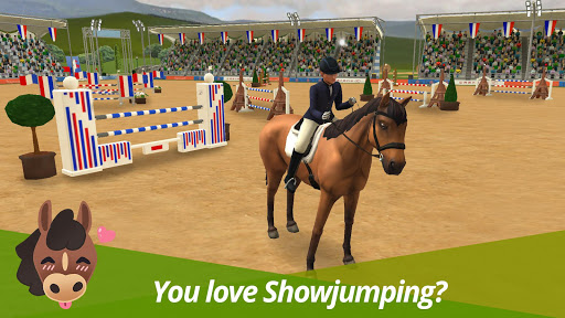 Horse World – Showjumping - For all horse fans! - screenshot