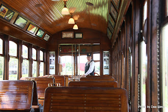 Photo: (Year 2) Day 346 - The Wonderful Interior of this 99 Year Old Trolley #2