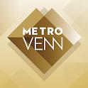 Metro Venn icon