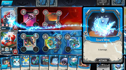 Lightseekers screenshot 4
