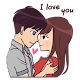 Couple Story Stickers Packs - WAStickerApps