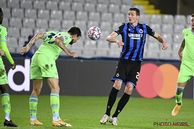 """Vanaken, all-time topschutter van Brugge in de CL: """"Ik weet nog altijd niet wat er gebeurd is"""""""