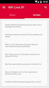 Praças WiFi Livre SP screenshot 2
