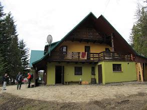 Photo: 05.Schronisko PTTK na Przełęczy Przegibek.