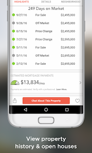 HomeSpotter Real Estate Search- screenshot thumbnail