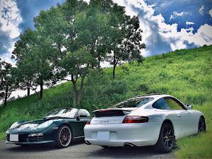 911 99603 carrera ティプトロニックS 2002年式のカスタム事例画像 Daikiさんの2020年08月10日13:58の投稿
