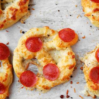 Pizza Pretzels.