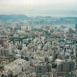 view of Tsim Sha Tsui from Ozone bar in Hong Kong in Hong Kong, , Hong Kong SAR