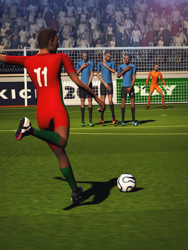 Football Free Kick League for PC