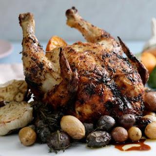 Chicken a la Croix.