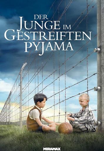 Der Junge Im Gestreiften Pyjama Gaskammer