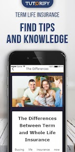 TERM LIFE INSURANCE – Guide App Latest Version  Download For Android 4