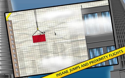 Stickman Base Jumper screenshot 11