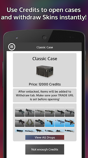 Download SkinGG - Free CS:GO Skins (New! VGO Supported) on