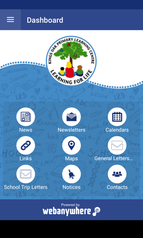 Kings Oak Primary Learning Centre (S73 8TX)- screenshot