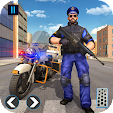 Police Bike Gangster Chase icon