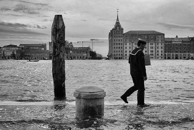 Venice street life di Alessandra Alba