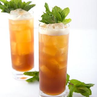 Alcoholic Cocktail Mojito Orange Recipe