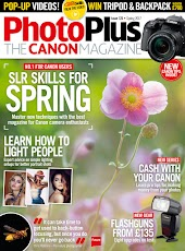 PhotoPlus: the Canon DSLR photo magazine