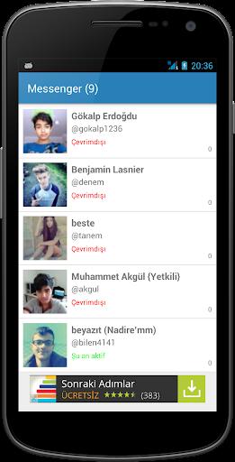 kusfisiltisi.com - Messenger