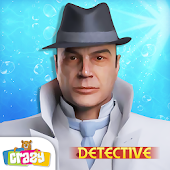 Secret Room Crime Case: Criminal Hidden Object