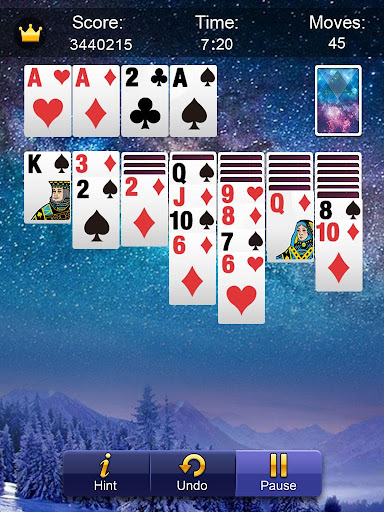 Solitaire apkpoly screenshots 8
