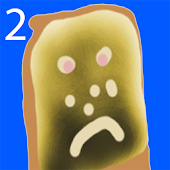 I'm Bread, I Run 2: Mini Bread